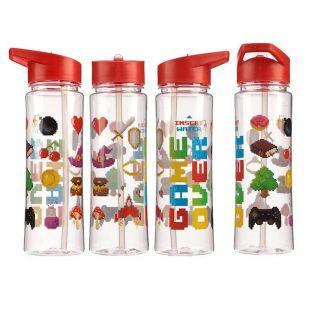Botella de agua Game Over 500 ml