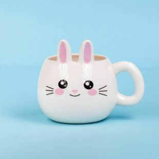 Taza Conejito Kawaii de 500 ml