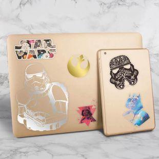 Set de Pegatinas de vinilo artísticas de Star Wars