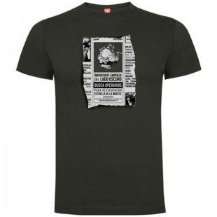Camiseta Restauración Lado Oscuro Estrella de la muerte