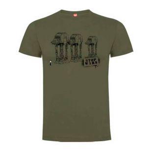 Camiseta Stopwars