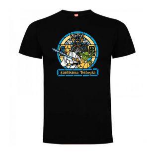 Camiseta Santísima Trilogía Star Wars
