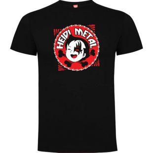 Camiseta Heidi Metal
