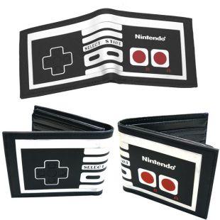 Cartera billetera mando Nintendo NES