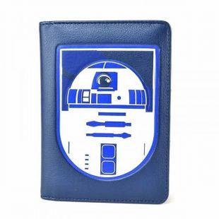 Cartera Porta Pasaporte R2D2 de Star Wars
