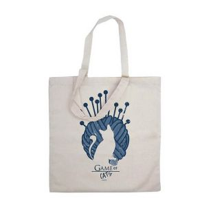 Bolsa de mano Tote Bag Game of Cats