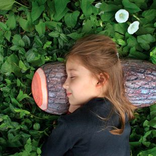 Cojín Tronco de árbol