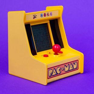 Mini consola arcade oficial de PAC-MAN