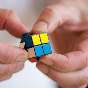 Cubo mágico Fidget Cube 2x2