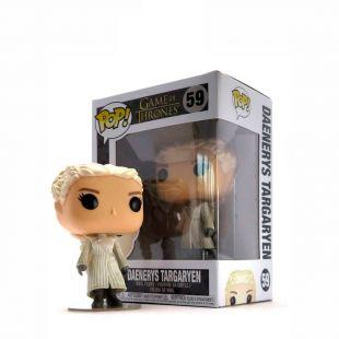 Figura Funko Pop! Daenerys Targaryen White Coat S8
