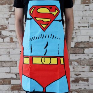 Delantal de Superman