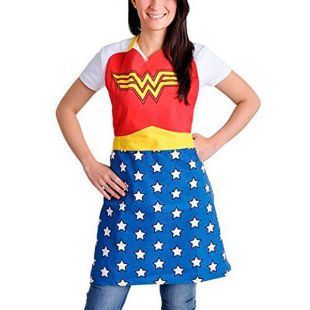 Delantal oficial Wonder Woman