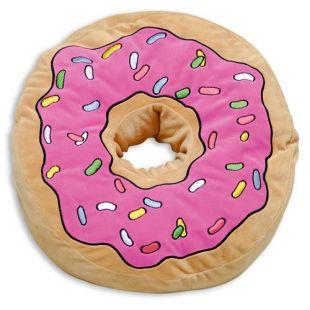 Cojín Donut, de Los Simpson (40 cm.)
