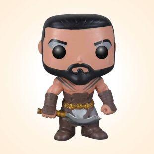 Figura Funko Pop! Khal Drogo de Juego de Tronos