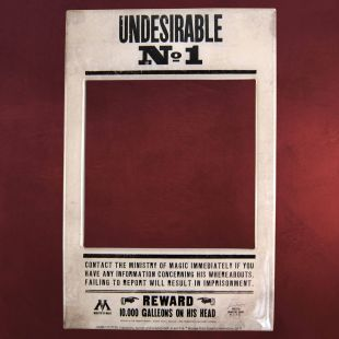 Imán Undesirable nº1 de Harry Potter