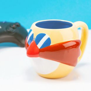 Taza 3D Eggman, de Sonic the Hedgehog