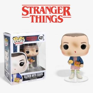Figura Funko Pop! Eleven gofre de Stranger Things