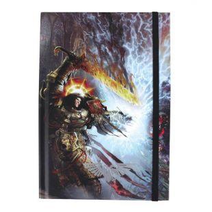 Libreta A5 Warhammer 40k: Emperor