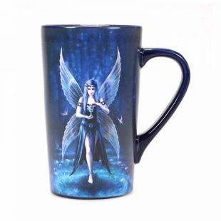 Taza latte Anne Stokes Enchantment (encantamiento)
