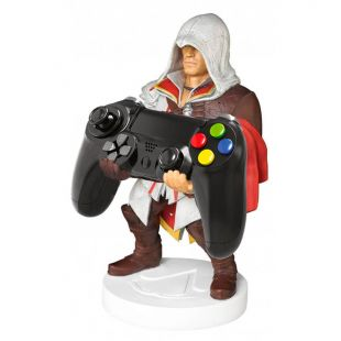 Figura sujeta mando Ezio de Assassin's Creed 20 cm, con cable USB
