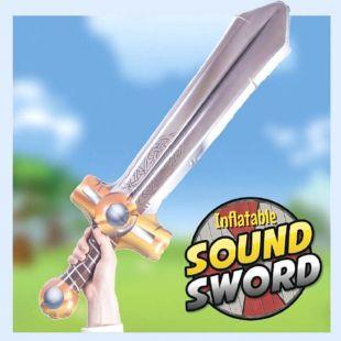 Espada 80cm hinchable con sonido