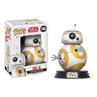 Figura Funko Pop! Droide BB-8 de Star Wars