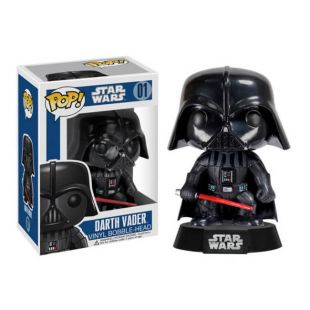 Figura Funko Pop! Darth Vader de Star Wars