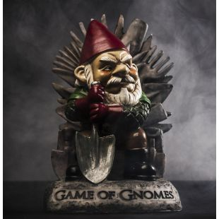 Gnomo de Jardín, Game of Gnomes