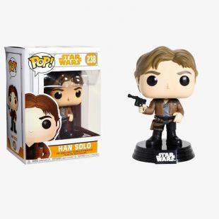 Figura Funko Pop! Han Solo joven de Star Wars