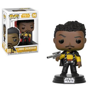 Figura Funko Pop! Lando Calrissian de Star Wars