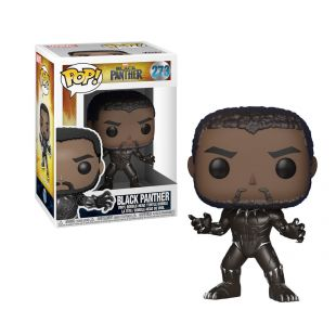 Figura Funko Pop! Black Panther de Marvel