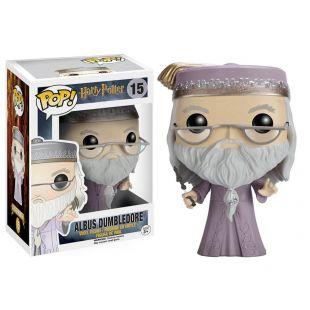 Figura Funko Pop! Albus Dumbledore, de Harry Potter