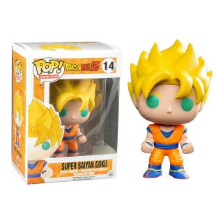 Figura Funko Pop! Son Goku Super Saiyan