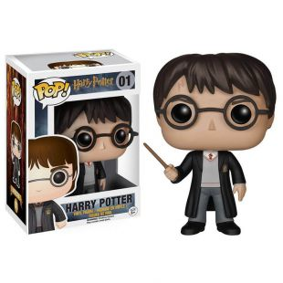 Figura Funko Pop! Harry Potter con su Varita mágica