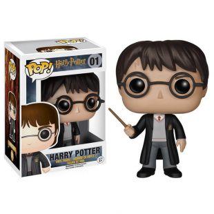 Figura Funko Pop! Harry Potter con su Varita mágica