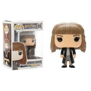 Figura Funko Pop! Hermione Granger con su varita