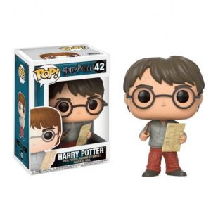 Figura Funko Pop! Harry Potter mapa del Merodeador