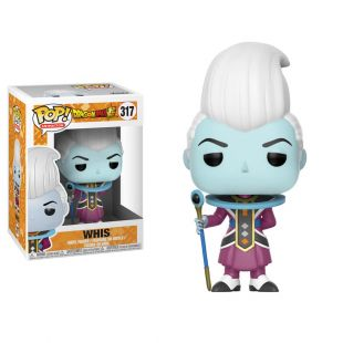 Figura Funko Pop! Whis de Dragon Ball Super