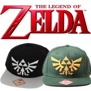 Gorra de Zelda, Triforce