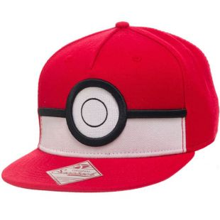 Gorra Pokeball de Pokémon