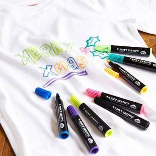 Rotuladores para pintar camisetas
