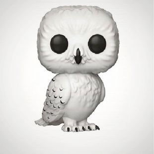 Figura Funko Pop! Lechuza Hedwig de Harry Potter