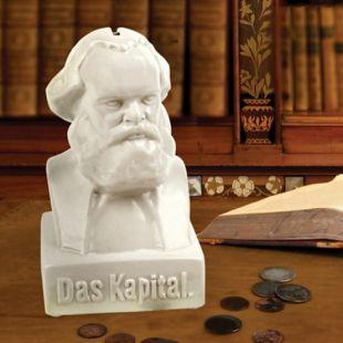 Hucha Karl Marx, Das Kapital