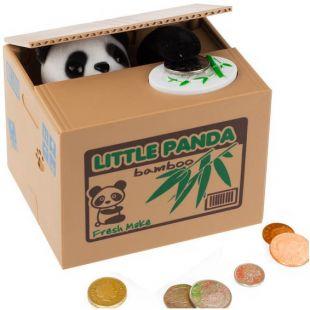 Hucha Osito Panda (con sonido y movimiento)