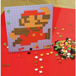 Imanes de nevera Pixel Super Mario