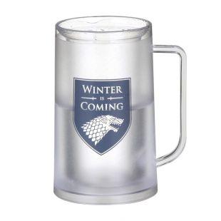 Jarra congelable Stark Winter is Coming