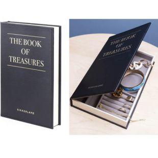 Joyero Libro del Tesoro