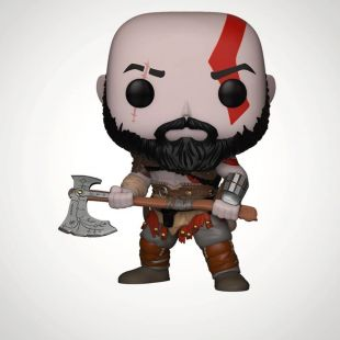 Figura Funko Pop! God of War Kratos