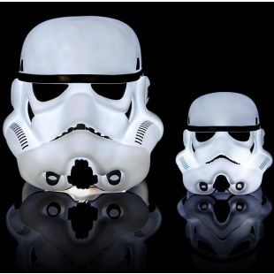Lámpara ambiental StormTrooper de Star Wars (25cm)