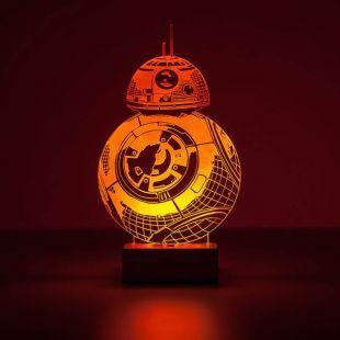 Lámpara ambiental droide BB-8